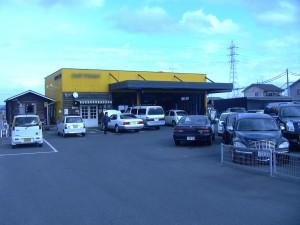 某自動車販売整備工場