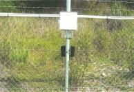 太陽光パネルの盗難いたずら防止 外周警備